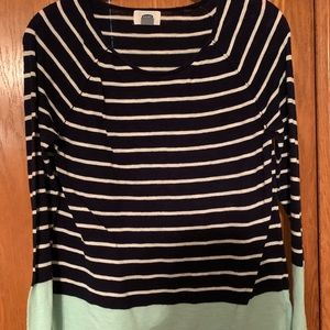 Old Navy Multi Color Top
